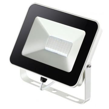 Светодиодный прожектор Novotech Armin 357528, IP65 4000K (дневной), белый, черный, металл, пластик