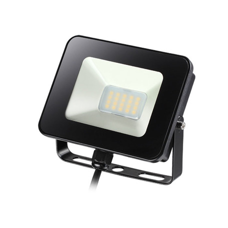 Светодиодный прожектор Novotech Street Armin 357525, IP65, LED 10W 4000K 1100lm, черный, металл, пластик