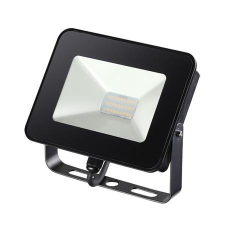 Светодиодный прожектор Novotech Street Armin 357527, IP65, LED 20W 4000K 2200lm, черный, металл, пластик