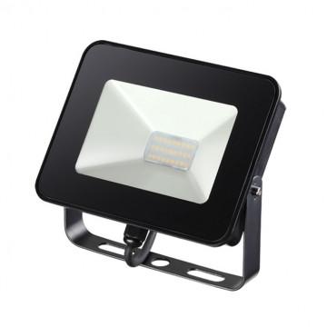 Светодиодный прожектор Novotech Armin 357533, IP65, LED 20W 4000K 2200lm, черный, металл, пластик