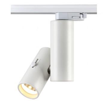 Светодиодный светильник для шинной системы Novotech Blade 357546 3000K (теплый), белый, металл