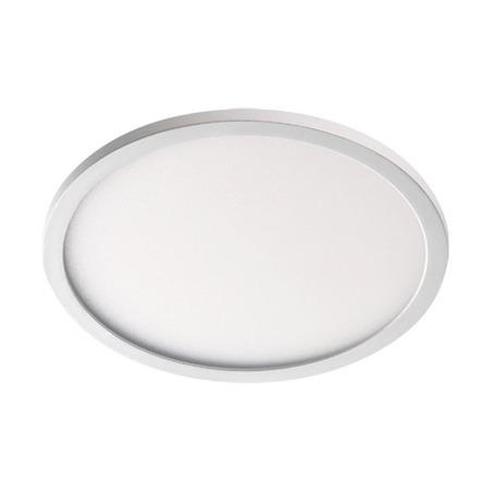 Встраиваемая светодиодная панель Novotech Stea 357482, LED 8W 3000K 600lm, белый, металл с пластиком, пластик