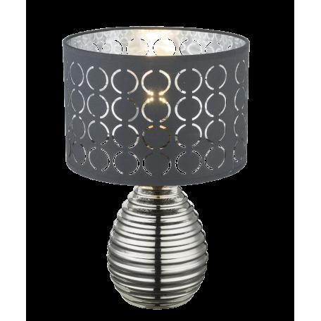 Настольная лампа Globo Mirauea 21617, 1xE27x60W, керамика, текстиль