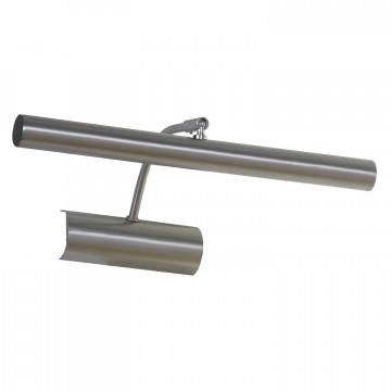 Настенный светильник для подсветки картин Lussole Loft Lido III LSQ-0311-02, IP21, 2xG9x40W, никель, металл