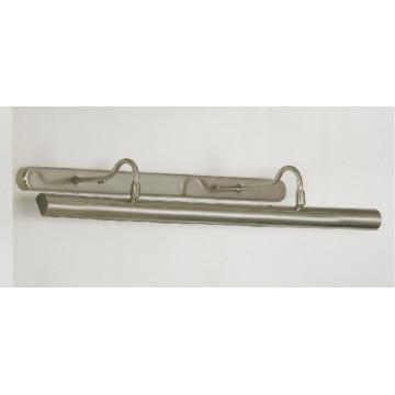 Настенный светильник для подсветки картин Lussole Lido LSQ-0211-04, IP21, 4xE14x25W, никель, металл
