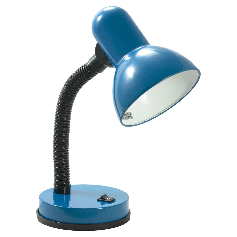 Настольная лампа Lussole Praha LST-4124-01, IP21, 1xE27x60W - фото 1