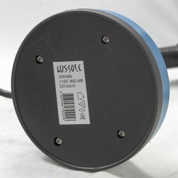 Настольная лампа Lussole Praha LST-4124-01, IP21, 1xE27x60W - миниатюра 5