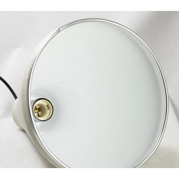 Подвесной светильник Lussole Loft Coram LSP-9865, IP21, 1xE27x60W, черный, белый, металл, кожзам - миниатюра 5