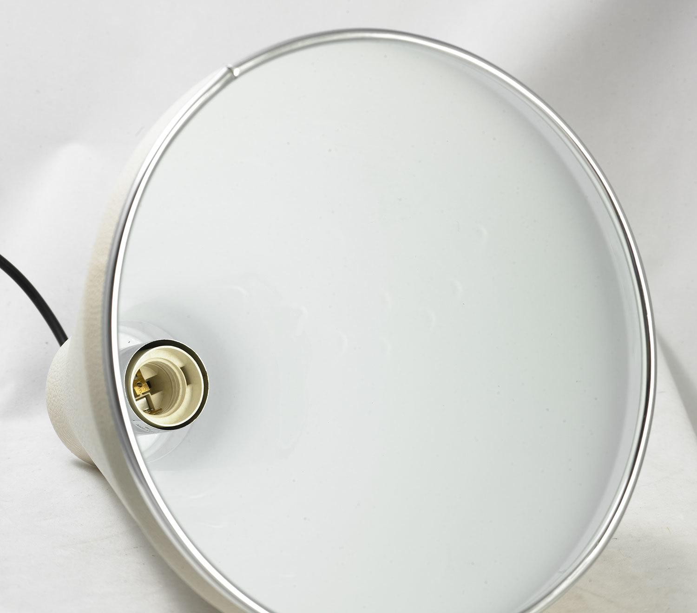 Подвесной светильник Lussole Loft Coram LSP-9865, IP21, 1xE27x60W, черный, белый, металл, кожзам - фото 5