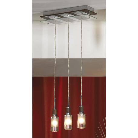 Подвесной светильник Lussole Altamura LSQ-5606-03, IP21, 3xG9x40W