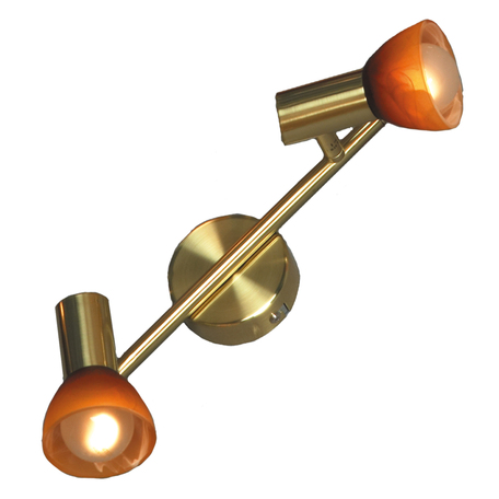 Потолочный светильник с регулировкой направления света Lussole Leggero LSQ-4191-02