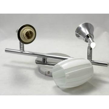 Потолочный светильник с регулировкой направления света Lussole Brindidi LSX-6701-02 - миниатюра 2