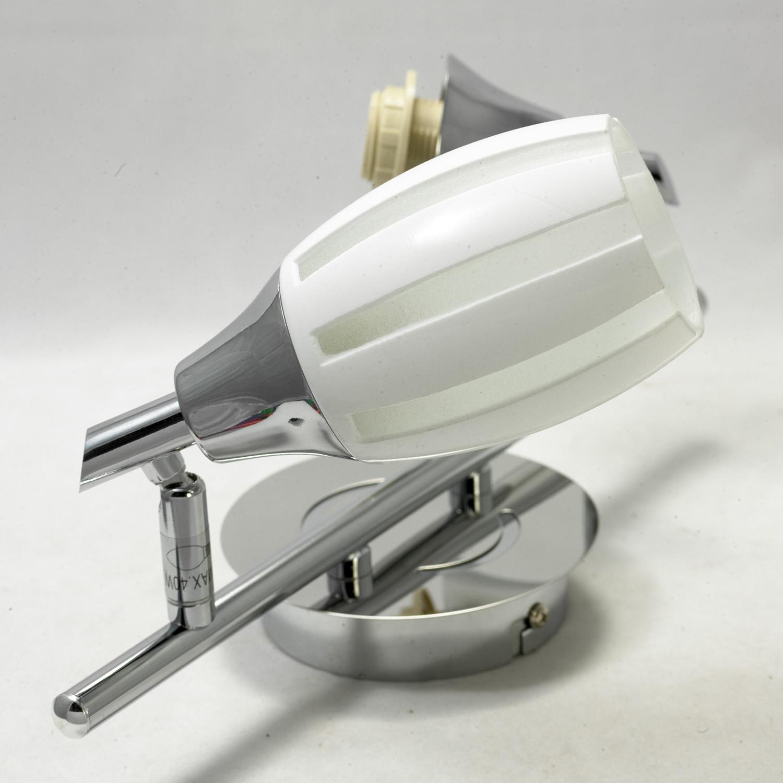 Потолочный светильник с регулировкой направления света Lussole Brindidi LSX-6701-02 - фото 3