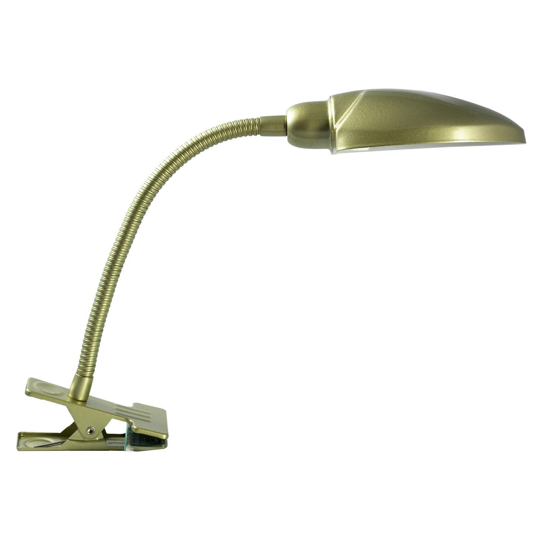 Настольная лампа Lussole Roma LST-4274-01, IP21, 1xE14x40W, бежевый, металл - фото 1