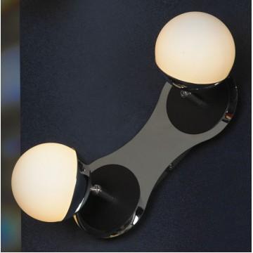 Потолочный светильник с регулировкой направления света Lussole Rapallo LSX-4901-02, 2xG9x40W