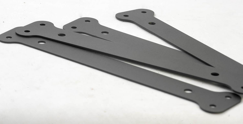 Торшер Lussole Loft Parker LSP-9887, IP21, 1xE27x60W, черный, металл - фото 4