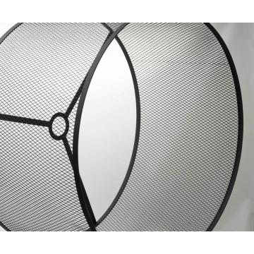 Торшер Lussole Loft Parker LSP-9887, IP21, 1xE27x60W, черный, металл - миниатюра 6