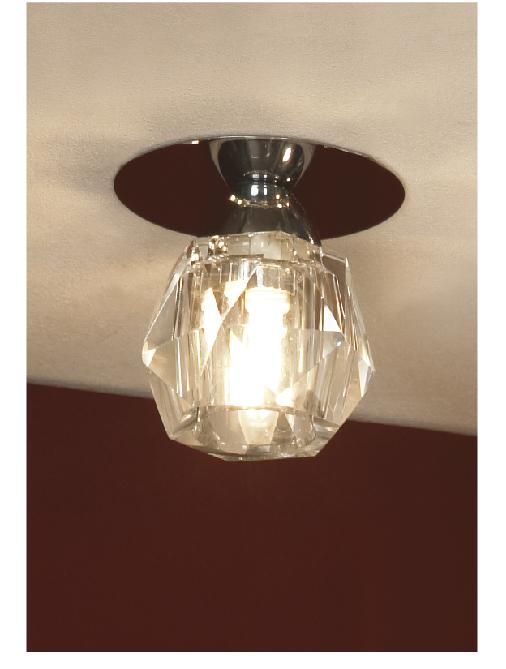 Встраиваемый светильник Lussole Atripalda LSQ-2000-01, IP21, 1xG9x40W - фото 1