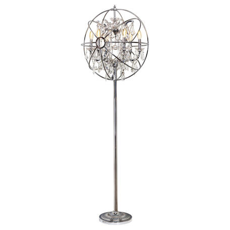 Торшер Loft It Foucaults Orb Crystal LOFT1896FT, 5xE14x40W