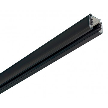 Шинопровод Ideal Lux LINK TRIMLESS TRACK 3000mm BLACK 188003