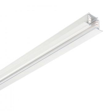 Шинопровод Ideal Lux LINK TRIM PROFILE 2000 mm WH ON-OFF 188010 (LINK TRIM PROFILE 2000 mm WHITE), белый, металл