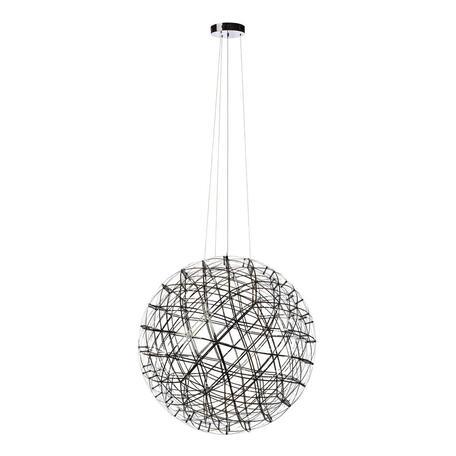 Подвесная светодиодная люстра Loft It Moooi Raimond 1898/10, LED 64,8W, хром, металл