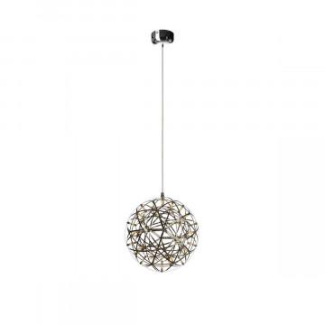 Подвесная светодиодная люстра Loft It Moooi Raimond 1898/4, LED 16,8W, хром, металл - миниатюра 2