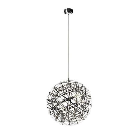 Подвесная светодиодная люстра Loft It Moooi Raimond 1898/6, LED 36,8W, хром, металл