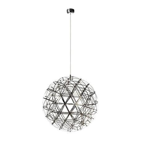 Подвесная светодиодная люстра Loft It Moooi Raimond 1898/8, LED 36,8W, хром, металл