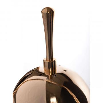 Подвесной светодиодный светильник Loft It Nuance 8139-A, LED 10W, золото, металл, металл с пластиком - миниатюра 4
