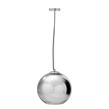 Подвесной светильник Loft It Copper Shade LOFT2026-B, 1xE27x60W, хром, металл, стекло