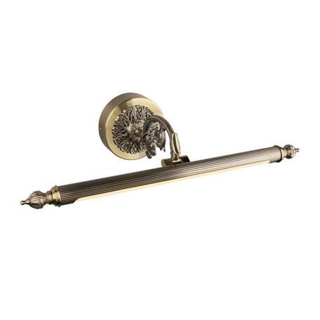 Настенный светодиодный светильник для подсветки картин Omnilux Bolsena OML-23801-08, LED 8W 3000K 400lm
