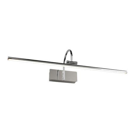 Настенный светодиодный светильник для подсветки картин Omnilux Vasto OML-24001-12, LED 12W 4000K 660lm
