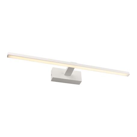 Настенный светодиодный светильник для подсветки зеркал Omnilux Bresso OML-24101-12, IP44, LED 12W 4000K 660lm