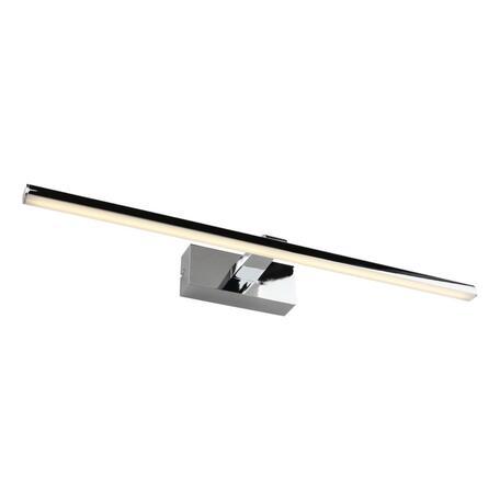 Настенный светодиодный светильник для подсветки зеркал Omnilux Bresso OML-24111-12, IP44, LED 12W 4000K 660lm