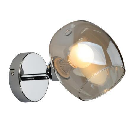 Настенный светильник с регулировкой направления света Omnilux Tesero OML-27301-01, 1xE14x40W