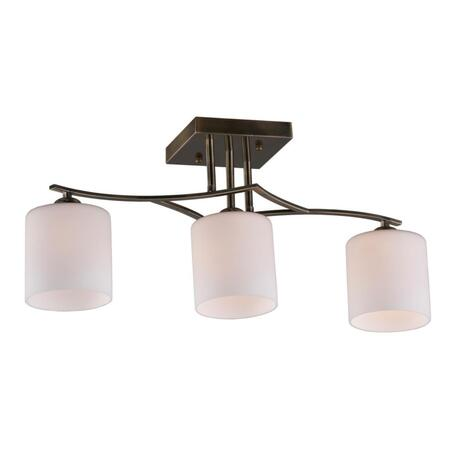 Потолочный светильник Omnilux Pisticci OML-55317-03, 3xE27x60W