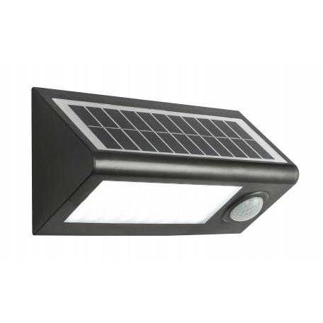 Настенный светодиодный светильник Globo Solar 3727S, IP65, LED 7,2W 6500K, пластик