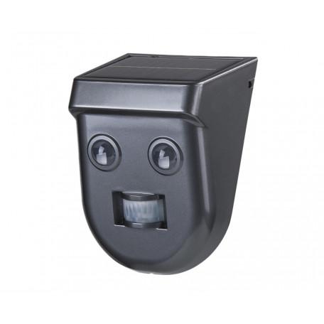 Настенный светодиодный светильник Globo Solar 3728S, IP65, LED 6W 6500K, пластик