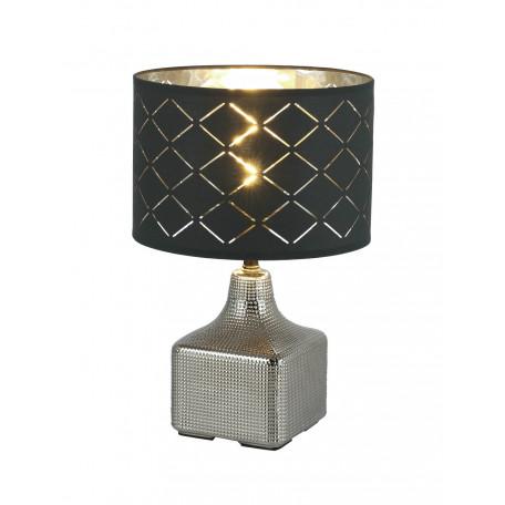 Настольная лампа Globo Mirauea 21613, 1xE27x60W, керамика, текстиль