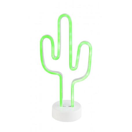 Настольная светодиодная лампа-ночник Globo Brienne 28039, LED 1,35W, металл, пластик