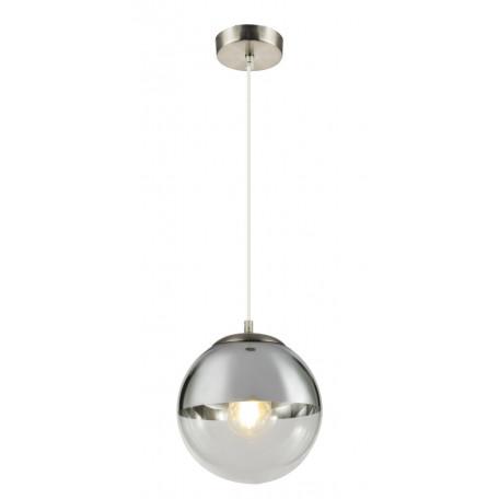 Подвесной светильник Globo Varus 15851, 1xE27x40W, металл, стекло