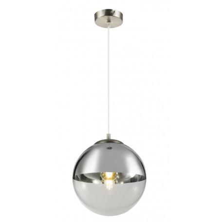 Подвесной светильник Globo Varus 15852, 1xE27x40W, металл, стекло