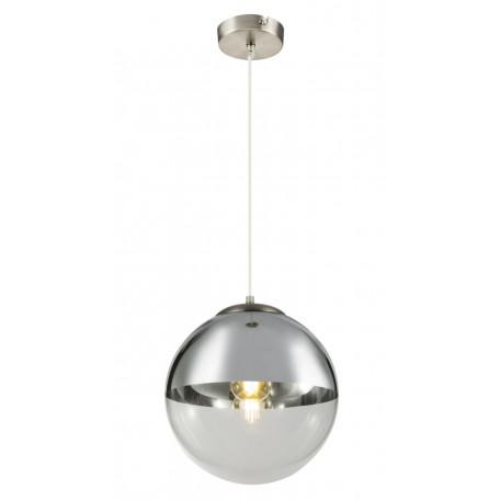 Подвесной светильник Globo Varus 15853, 1xE27x40W, металл, стекло