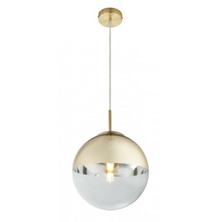 Подвесной светильник Globo Varus 15856, 1xE27x40W, металл, стекло