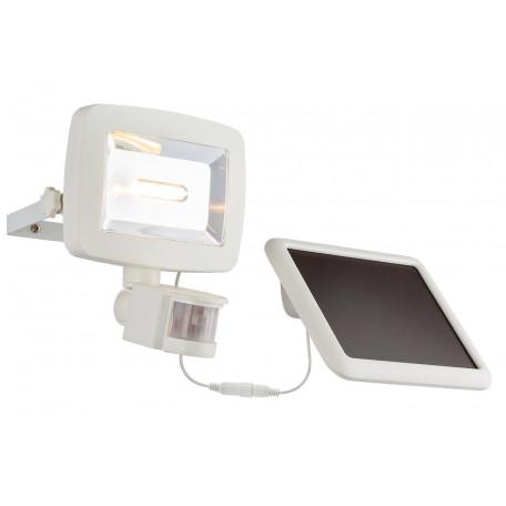 Светодиодный прожектор Globo Solar 37200S, IP44, LED 3W 3500K, пластик