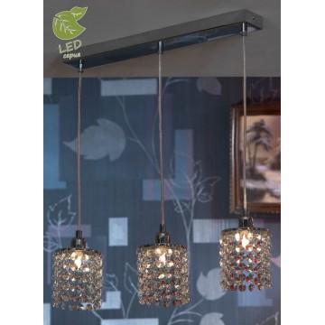 Подвесной светильник Lussole Loft Monteleto GRLSJ-0406-03