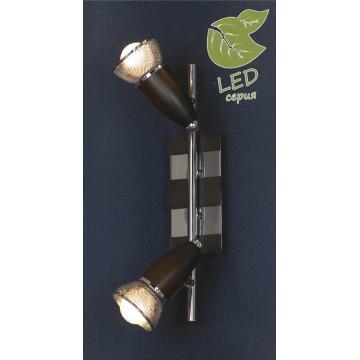 Потолочный светильник с регулировкой направления света Lussole Promo Furnari GRLSL-8001-02