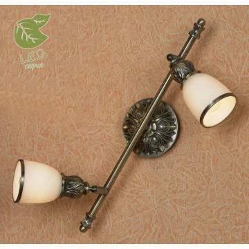 Потолочный светильник с регулировкой направления света Lussole Loft Furlo GRLSL-7301-02