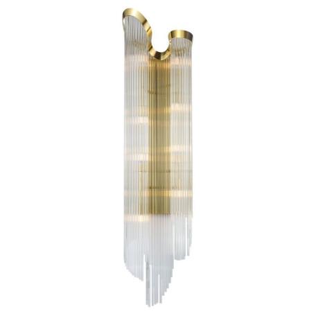 Бра L'Arte Luce Luxury Stream L09824, 8xG9x3W, металл, стекло